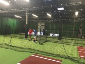 Indoor Batting Facility in Ashburn