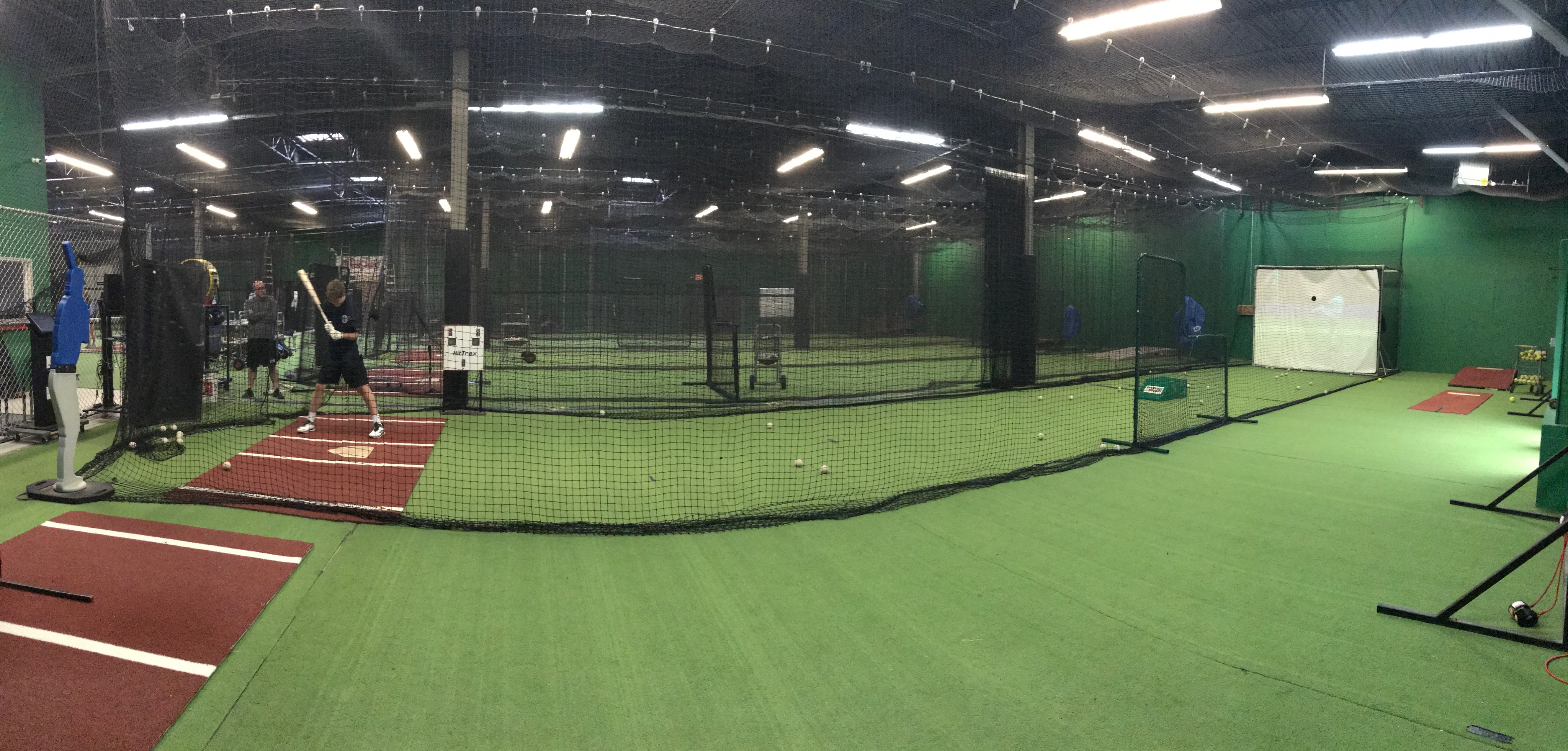 Virginia Baseball Training Facility