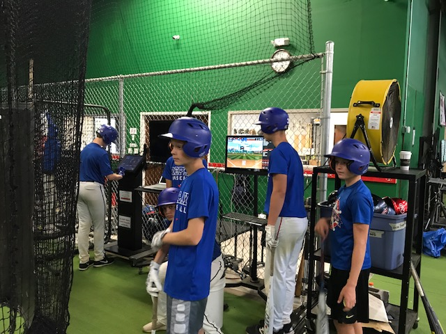 Reserve a Batting Cage or Simulator